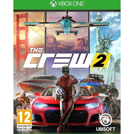 Xbox one Game: The Crew 2