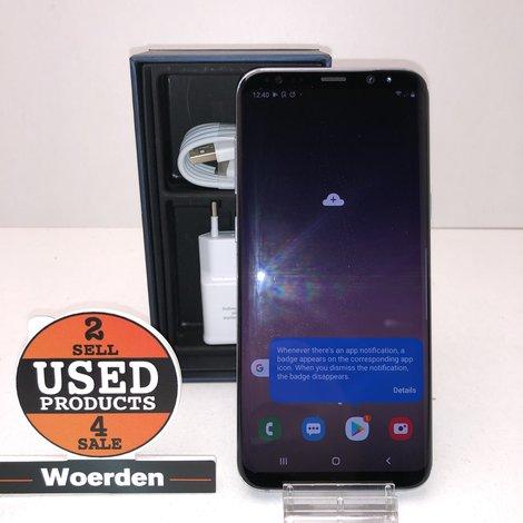 Samsung Galaxy S8 Plus 64GB Grijs | in Nette Staat | met Garantie