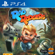 Playstation 4 PS4 Game : Rad Rodgers