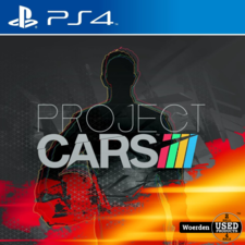 Playstation 4 PS4 Game: Project Cars