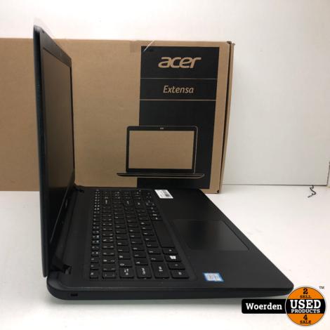 Acer ex2540 i3 2.0GHz | 4GB| 256GB SSD met Garantie