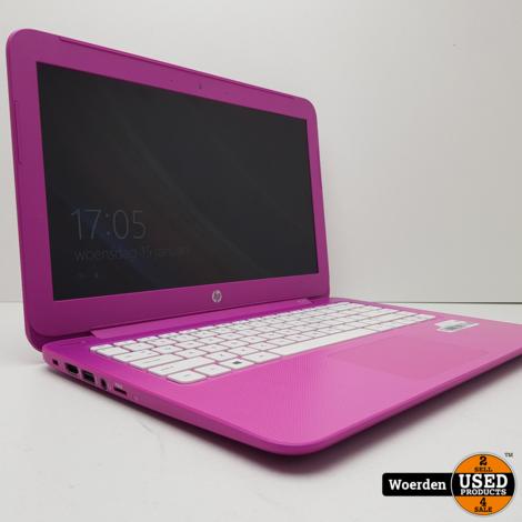 HP Stream 13-c001nd Celeron|2GB|32GBSSD met Garantie