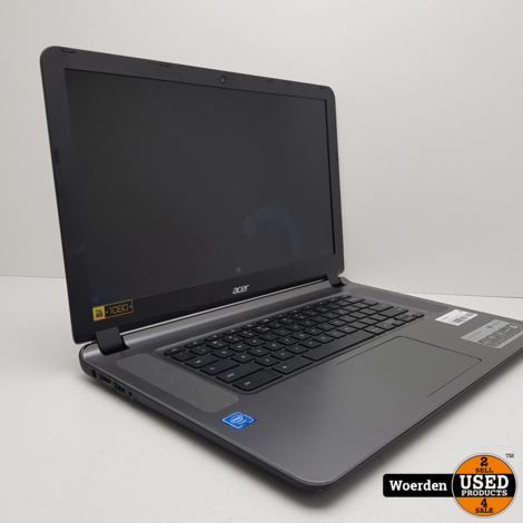 Acer Chromebook 15 CB3-532 incl Lader   met Garantie