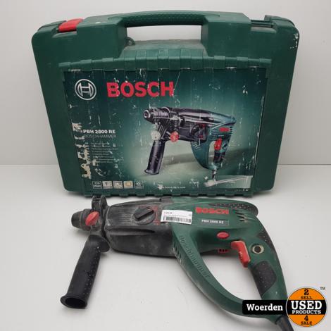 Bosch PBH 2800 RE Boorhamer incl Koffer met Garantie