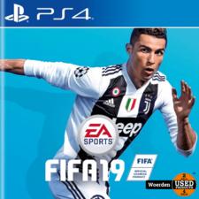 Playstation 4 PS4 Game: Fifa 19