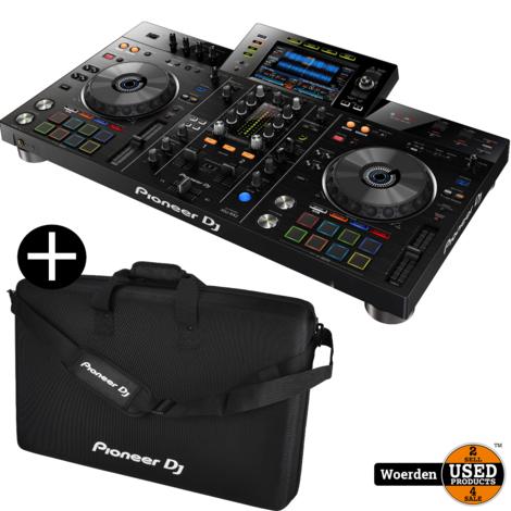 Pioneer XDJ-RX2 All-in-One DJ + Originele Flightbag NIEUW met Garantie