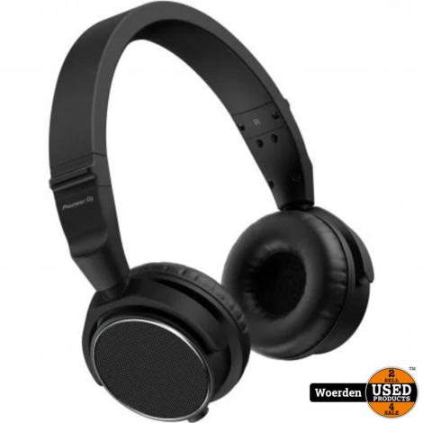 Pioneer HDJ-S7-K Professionele Hoofdtelefoon NIEUW met Garantie