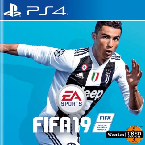 Playstation 4 PS4 Game :Fifa 19