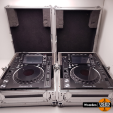 Pioneer CDJ-2000NXS2 Speler ZGAN + BON met Garantie tm 2021