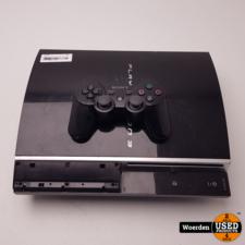 Playstation 3 PS3 incl Controller met Garantie