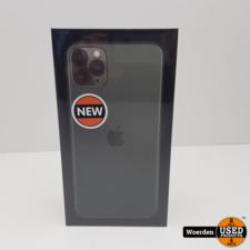iPhone 11 Pro Max 64GB Midnight Green NIEUW met Garantie
