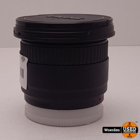 Sigma 18mm F 3.5 Nette Staat met Garantie