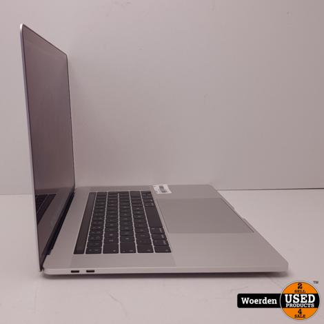 Macbook Pro 2018 15inch i7 2,Ghz|16GB|256GBSSD ACare+ tm 10-2021