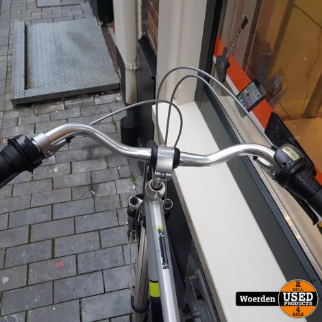 Gazelle Orange Herenfiets Nette Staat met Garantie