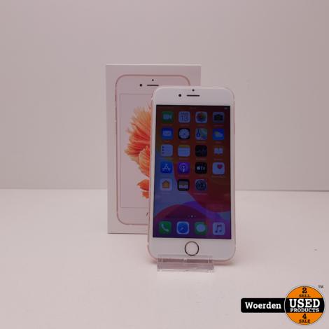 iPhone 6S 16GB Space Gray NIEUWE ACCU met Garantie