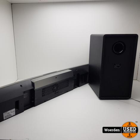 Philips Fidelio HTB9150 Soundbar incl Subwoofer & ingebouwde Blu-ray speler