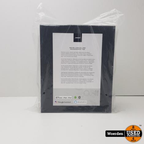 Bose Noice Cancelling Headphone 700 NIEUW met Garantie