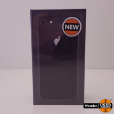 iPhone 8 64GB Space Gray NIEUW in Seal met Garantie