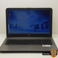 HP 15-AC120ND Laptop 15 i3 2.0Ghz|8GB|1TB met Garantie