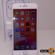 iPhone 8 Plus 64GB Wit Nette Staat met Garantie