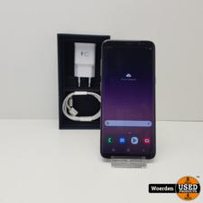 Samsung Galaxy S8 64GB  Paars Nette Staat met Garantie