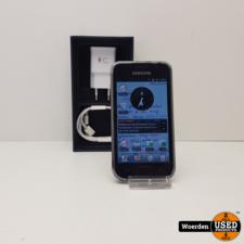 Samsung galaxy S Plus Zwart in Nette Staat met Oplader