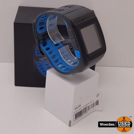 TomTom Nike + sportwatch gps in Nette Staat met Garantie