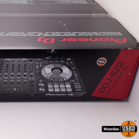 Pioneer DDJ-SZ2 DJ Controller NIEUW in DOOS met Garantie