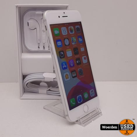 iPhone 6S 64GB Zilver NIEUWE ACCU met Garantie