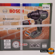 Bosch Advanced Impact 18V zonder Accu met Garantie