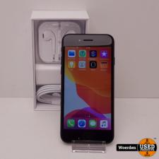 iPhone 7 32gb zwart barst in scherm