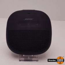 Bose SoundLink Micro Zwart in Nette Staat met Garantie