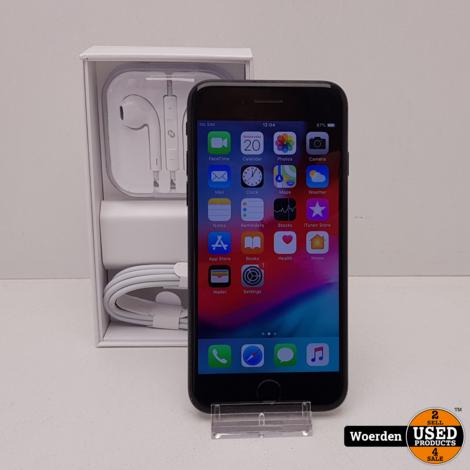 iPhone 7 128GB Zwart Nette Staat met Garantie
