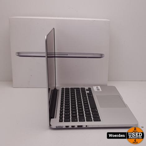 Macbook Pro 2015 i5 2.6Ghz|8GB|128GBSSD met Garantie