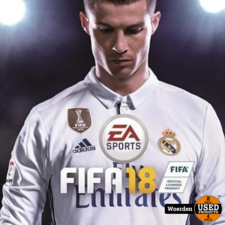 Playstation 4 PS4 Fifa 18