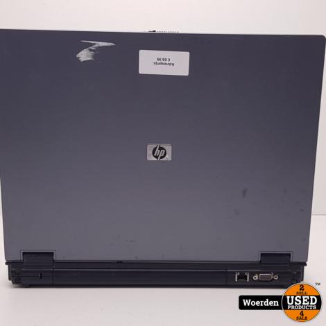 HP Compaq 6715S 2GB RAM 2.0GHz | laptop | Met garantie