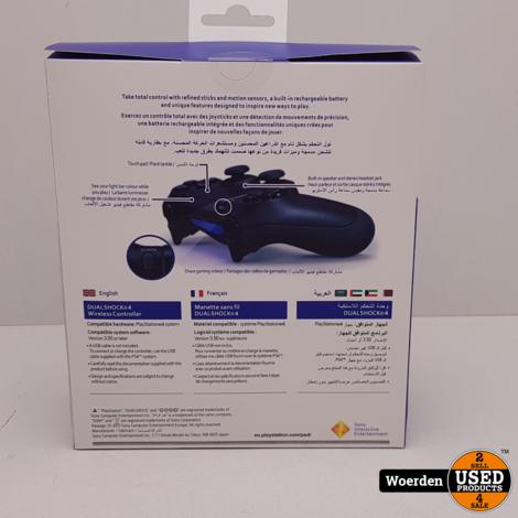 Playstation 4 Controller PS4 NIEUW in Doos met Garantie