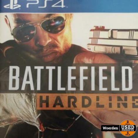 Playstation 4 game: Battlefield Hardlife