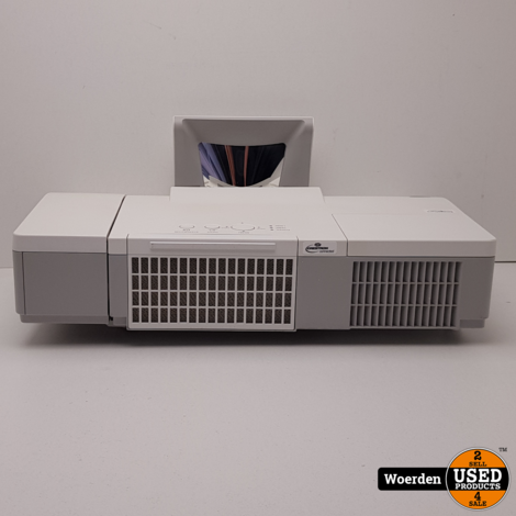Hitachi CP-A222WN Beamer Met AB + kabels Met garantie