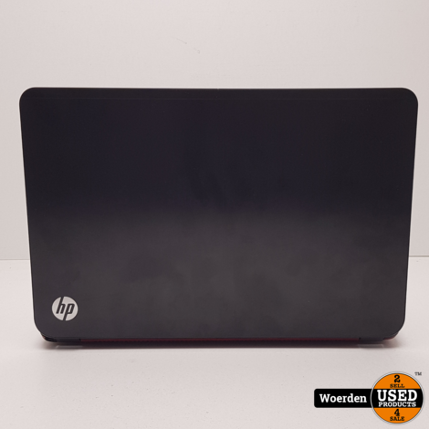 HP Envy Ultrabook i5 4GB 500GB met Garantie