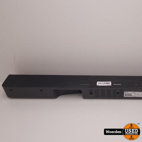 Philips Soundbar HTL2100B incl Afstandebediening met Garantie