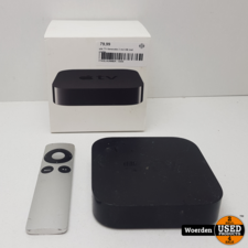 Apple TV Generatie 2 incl AB met Garantie