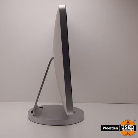 iMac 2010 21.5 inch i3 3.06GHz|4GB|500GBHDD + toetsenbord