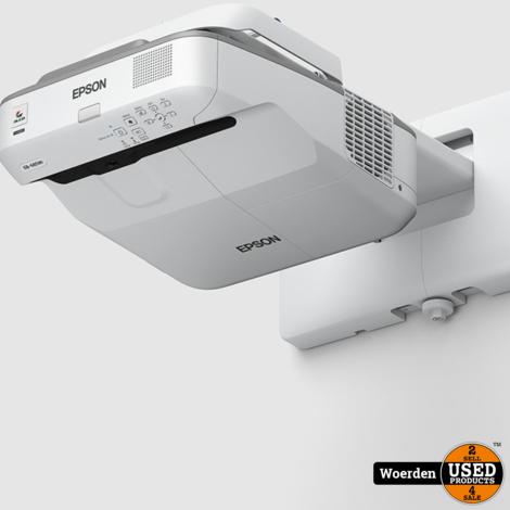 Epson EB-685Wi Beamer NIEUW in Doos met Garantie
