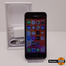 iPhone SE 32GB Space Gray incl Lader met Garantie