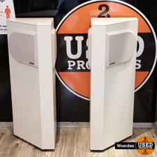 2st Bose 401 Direct Reflecting Vloer Luidsprekers Wit Met Garantie