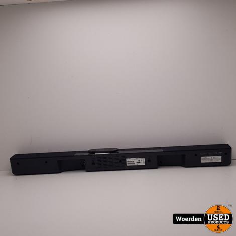 Philips Soundbar HTL2101A incl Afstandbediening met Garantie