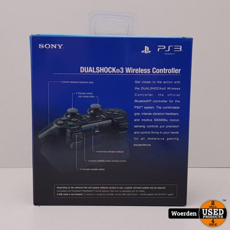 Playstation 3 Controller NIEUW in Doos met Garantie