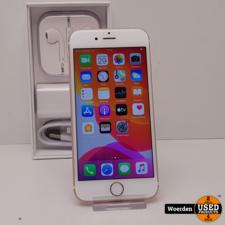 iPhone 6S 64GB Rosegoud NIEUWE ACCU met Garantie