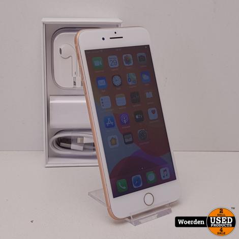 iPhone 6S 64GB Rosegoud Accu zwak met Garantie